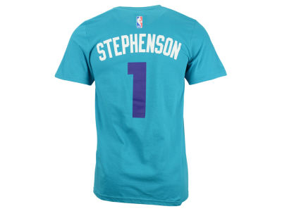 Charlotte Hornets Lance Stephenson adidas NBA Men's Player T-Shirt