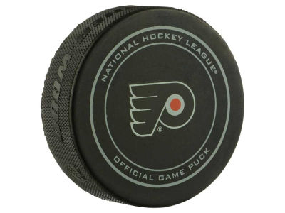Philadelphia Flyers Official Game Puck