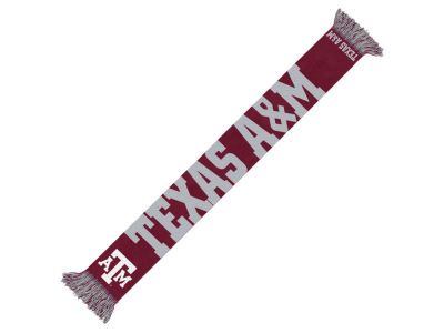 Texas A&M Aggies Knit Scarf Wordmark