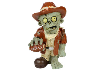 Texas Longhorns Zombie Figure