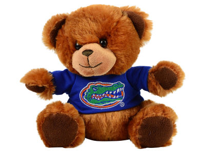 Florida Gators 7.5inch Premium Plush Jersey Bear