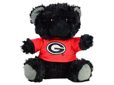 Georgia Bulldogs 7.5inch Premium Plush Jersey Bear