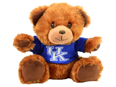 Kentucky Wildcats 7.5inch Premium Plush Jersey Bear