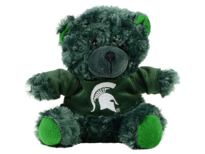 Michigan State Spartans 7.5inch Premium Plush Jersey Bear