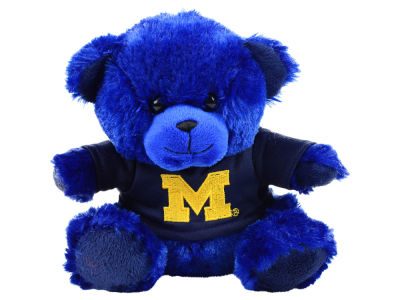 Michigan Wolverines 7.5inch Premium Plush Jersey Bear