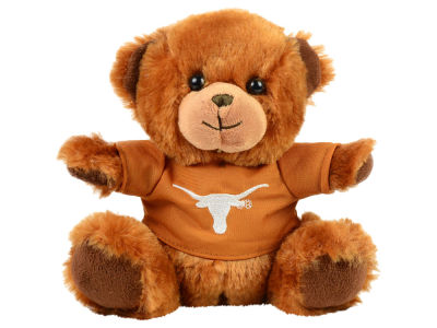 Texas Longhorns 7.5inch Premium Plush Jersey Bear