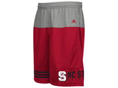 North Carolina State Wolfpack adidas NCAA Men's Campus Shorts