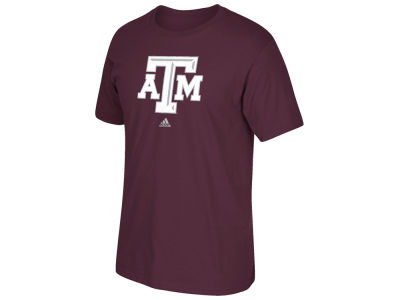Texas A&M Aggies adidas NCAA Men's Classic School Logo T-Shirt