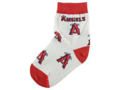 Los Angeles Angels For Bare Feet Socks