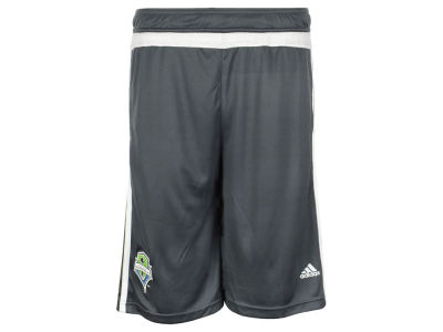 Seattle Sounders FC adidas MLS Youth Training Shorts