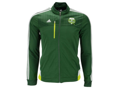 Portland Timbers adidas MLS Youth Anthem Jacket