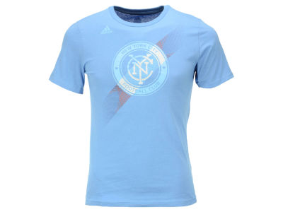 New York City FC adidas MLS Youth Launchpad T-Shirt