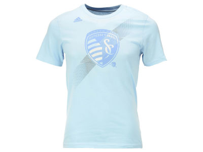 Sporting Kansas City adidas MLS Youth Launchpad T-Shirt
