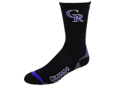 Colorado Rockies Team Vortex Crew Sock