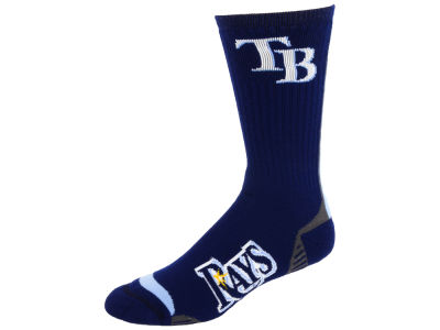 Tampa Bay Rays For Bare Feet Team Vortex Crew Sock