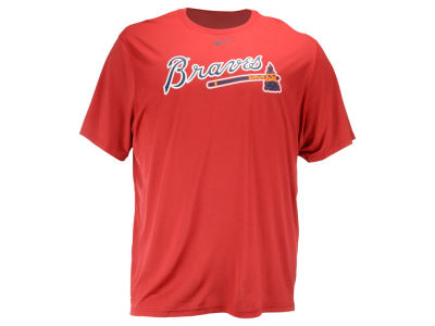 Atlanta Braves Nike MLB Men's Legend Wordmark 1.5 T-Shirt