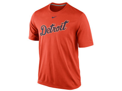 Detroit Tigers Nike MLB Men's Legend Wordmark 1.5 T-Shirt