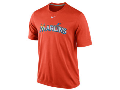 Miami Marlins Nike MLB Men's Legend Wordmark 1.5 T-Shirt