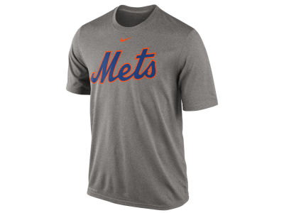 New York Mets Nike MLB Men's Legend Wordmark 1.5 T-Shirt