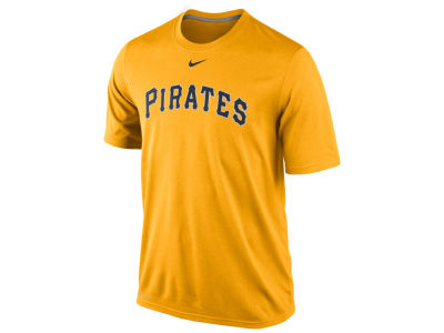 Pittsburgh Pirates Nike MLB Men's Legend Wordmark 1.5 T-Shirt