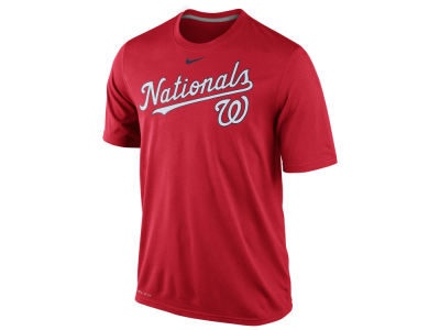 Washington Nationals Nike MLB Men's Legend Wordmark 1.5 T-Shirt