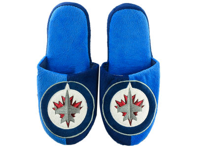 Winnipeg Jets Big Logo Slide Slippers