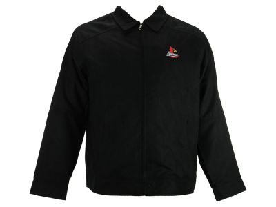 Louisville Cardinals NCAA Micro Suede City Bomber