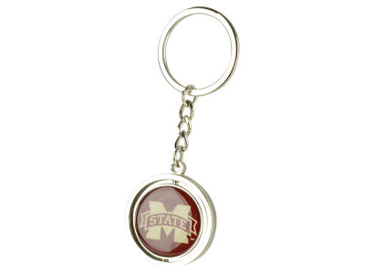 Mississippi State Bulldogs Spinning Keychain