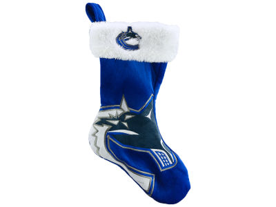 Vancouver Canucks Team Stocking