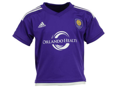 Orlando City SC MLS Toddler Replica Primary Jersey