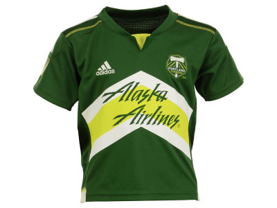 Portland Timbers MLS Toddler Replica Primary Jersey