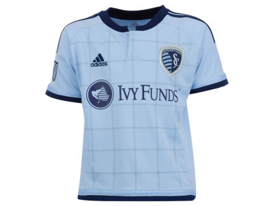 Sporting Kansas City MLS Toddler Replica Primary Jersey