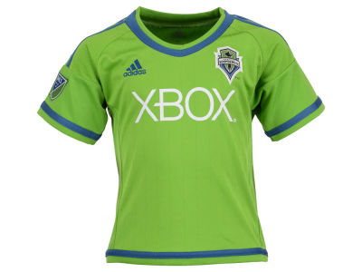 Seattle Sounders FC MLS Kids Replica Primary Jersey