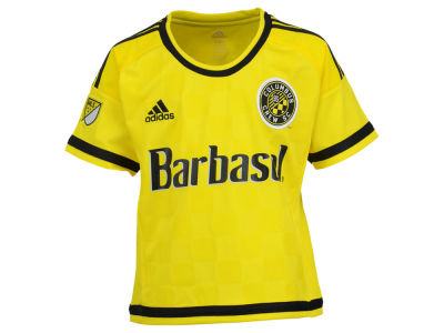 Columbus Crew SC MLS Kids Replica Secondary Jersey