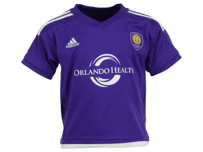 Orlando City SC MLS Kids Replica Primary Jersey