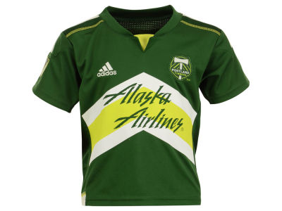 Portland Timbers MLS Kids Replica Primary Jersey