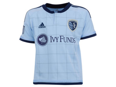 Sporting Kansas City MLS Kids Replica Primary Jersey