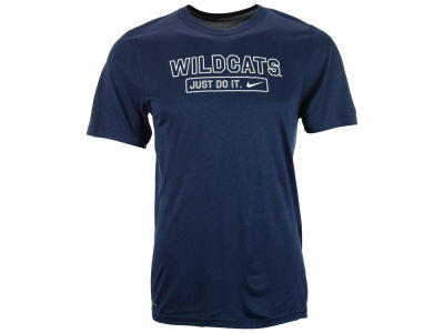 New Hampshire Wildcats NCAA Men's Just Do It Dri Fit T-Shrit