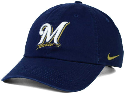 Milwaukee Brewers Nike MLB Stadium Cap 3.0