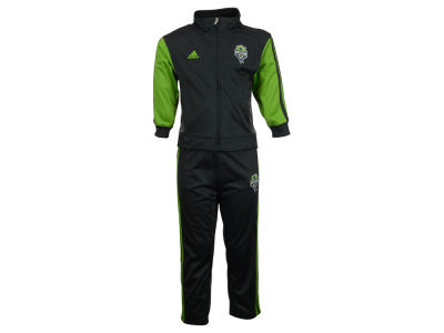Seattle Sounders FC adidas MLS Infant Full 90 Track Outfit