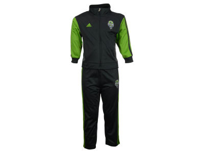 Seattle Sounders FC adidas MLS Toddler Full 90 Track Outfit