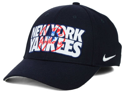 New York Yankees Nike MLB Verbiage Logo Cap