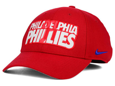 Philadelphia Phillies Nike MLB Verbiage Logo Cap