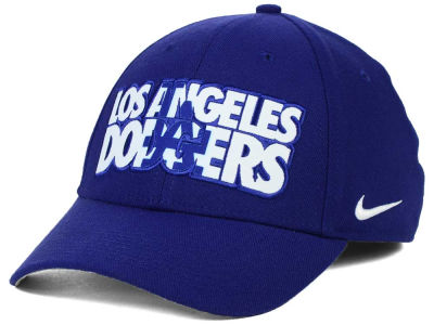 Los Angeles Dodgers Nike MLB Verbiage Logo Cap