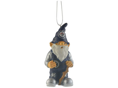 Winnipeg Jets NHL Gnome Ornament
