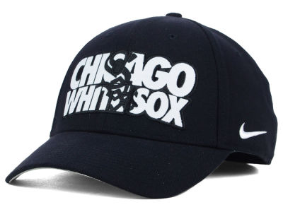 Chicago White Sox Nike MLB Verbiage Logo Cap