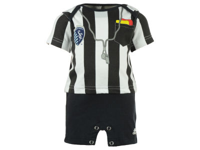 Sporting Kansas City adidas MLS Newborn Lil Ref Romper