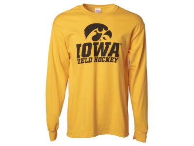 Iowa Hawkeyes NCAA Men's Field Hockey Long Sleeve T-Shirt