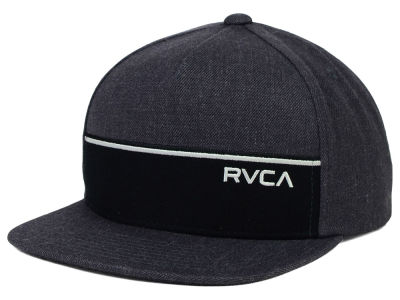 RVCA Youth Lowbar Snapback Hat