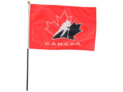Canada Hockey Stick Flag